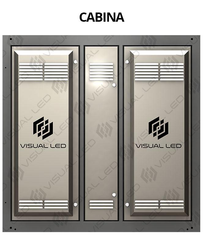 Componente-schermo a Led-cabinet