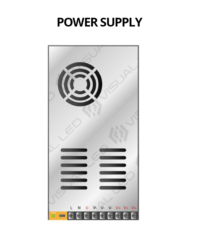 component-led-screen-power-supply